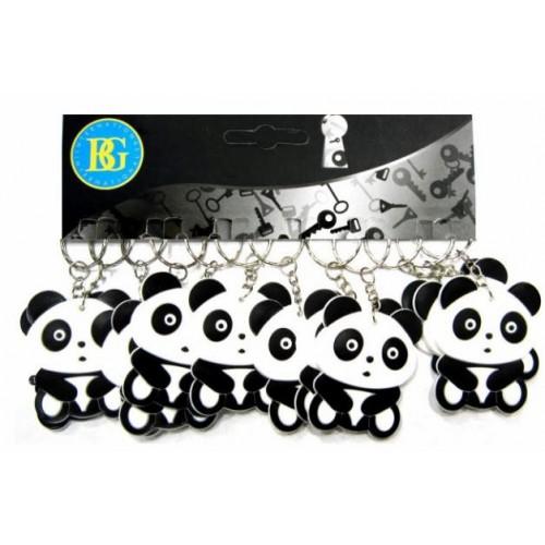 12 PORTES CLE PANDA