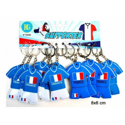 12 PC MAILLOT DE FOOT