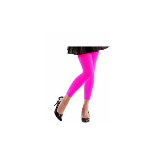 "LEGGINGS NEON"" 70 DEN - ROSE"