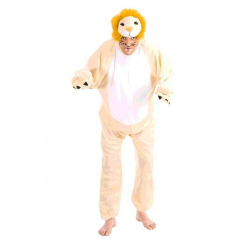 COSTUME LION ADULTE