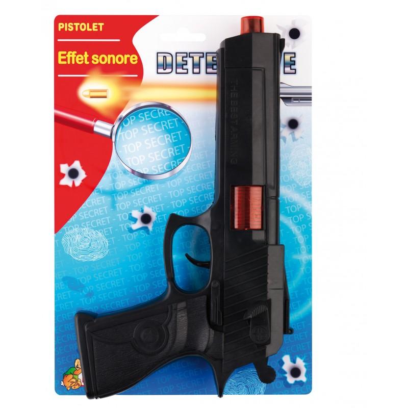 PISTOLET SUPER GUN SONORE