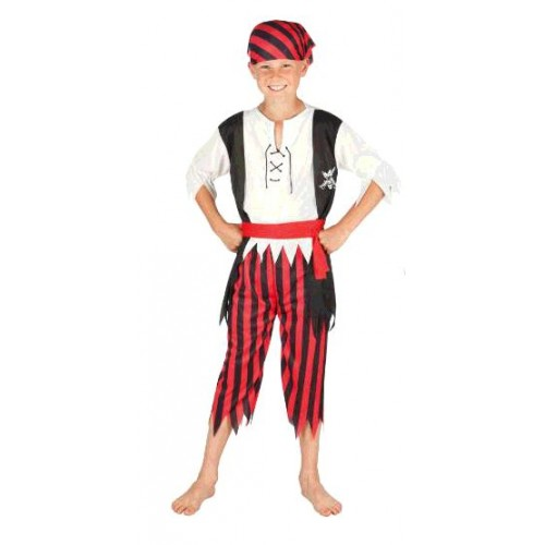 COSTUME ENFANT PIRATE JACK 7-9