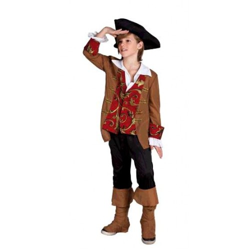 COSTUME PIRATE PEDRO 7-9