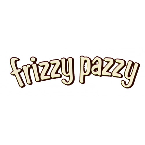 FRIZZY PAZZY FRAISE/COLA/GUM