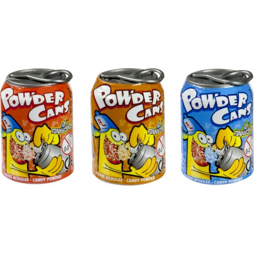 POWDER CANS