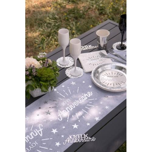 CH.TABLE ETINCELLANT AR 5METRE