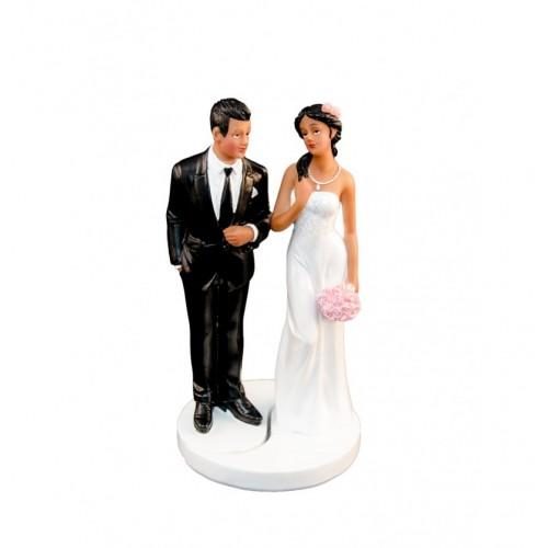 COUPLE MARIES RESINE BLACK 1