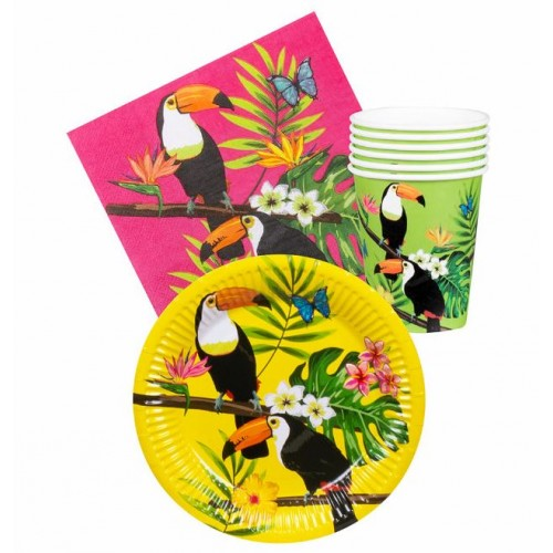KIT DE TABLE TOUCAN