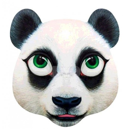 MASQUE MOUSSE JUMBO PANDA