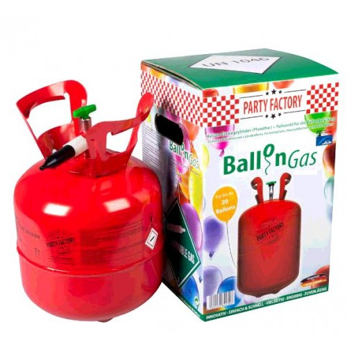 BOUTEILLE HELIUM 20 BALLONS