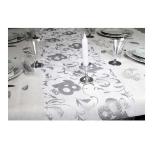 CHEMIN DE TABLE 18ANS