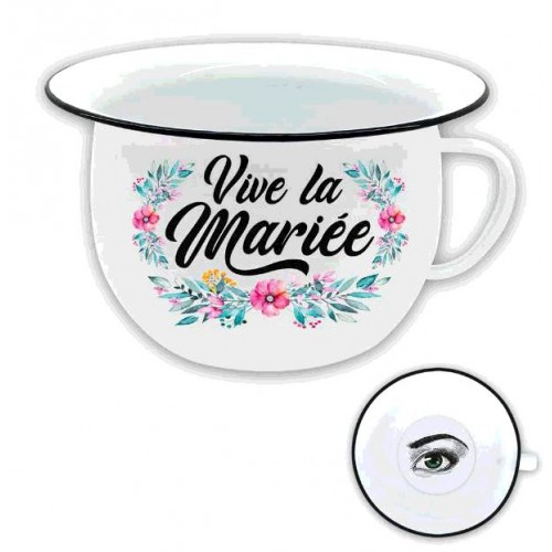POT DE LA MARIEE FLEURS