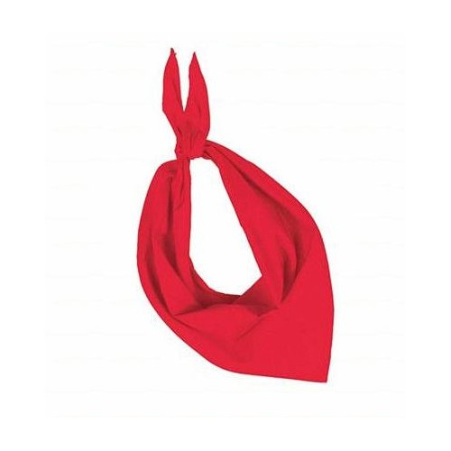 FOULARD BASQUE ROUGE