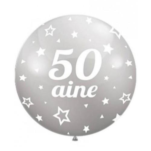 BALLON GEANT 50 ANS