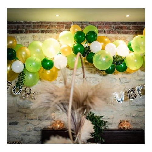 KIT ARCHE BALLONS TROPICAL 70 BALLONS