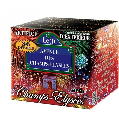 "COMPACT ""LE 31"" CHAMPS ELYSEES®"""