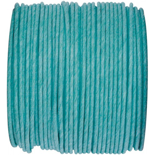 PAPER CORDE  TURQUOISE 20M
