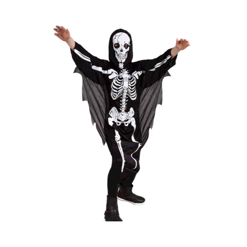 COSTUME SCARY SQUELETTE 7/9ANS
