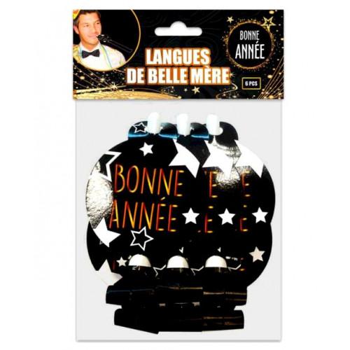 LANGUE BELLE MERE BONNE ANNEE X6