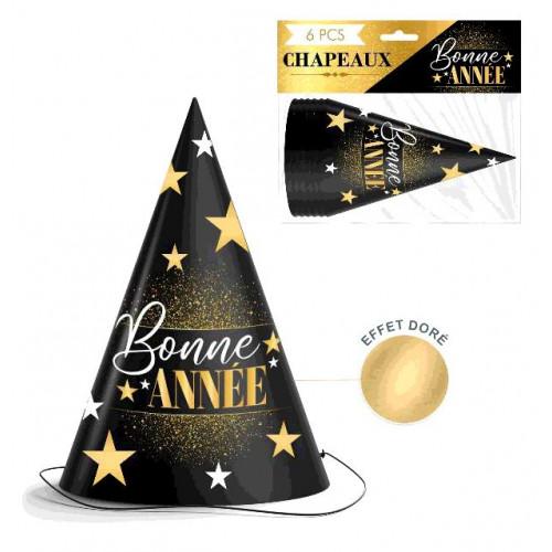 6 CHAPEAUX  BONNE ANNE
