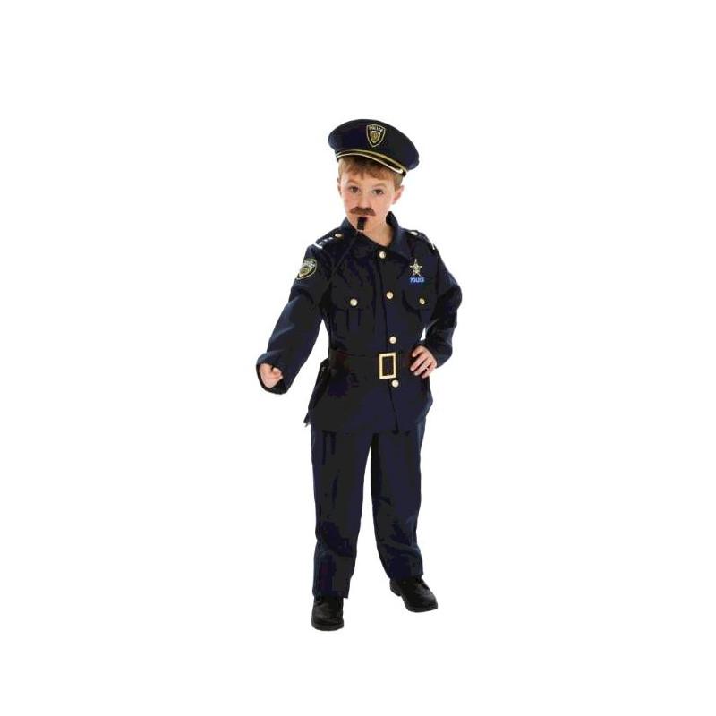 COSTUME POLICIER 104CM