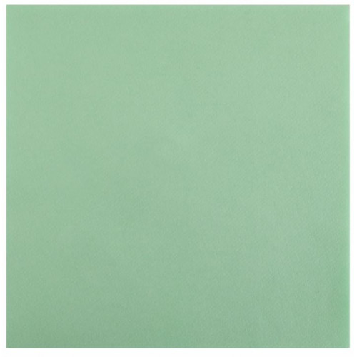 25 SERVIETTES RAINBOW MINT