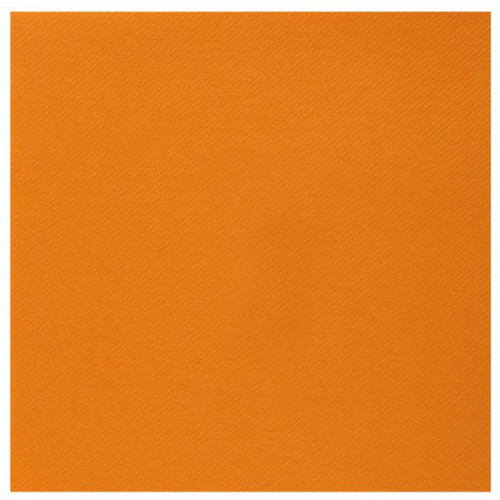25 SERVIETTES RAINBOW ORANGE