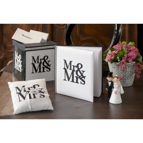 LIVRE D'OR MR & MRS
