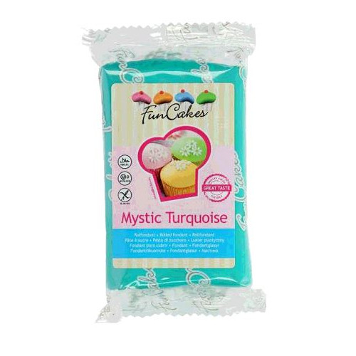 PATE A SUCRE MYSTIC TURQUOISE 250GR