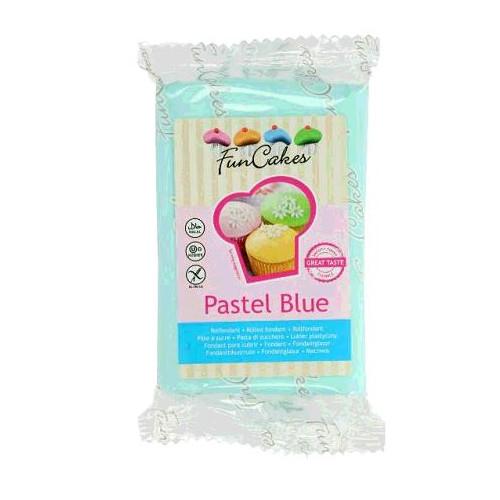 PATE A SUCRE PASTEL BLUE 250GR