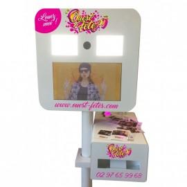 Borne à selfie Photomaton