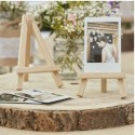 Chevalets / Centre de table / Figurines / Vases