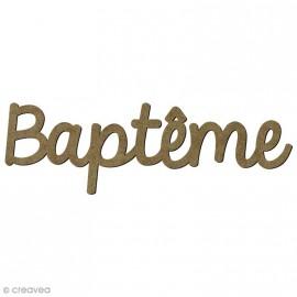Baptème